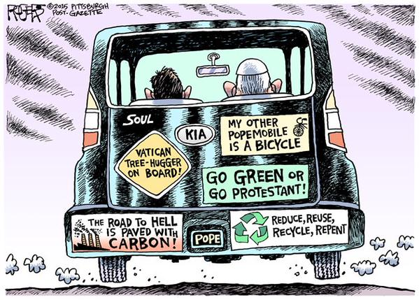 Credit: Rob Rogers - Pittsburgh Post Gazzette