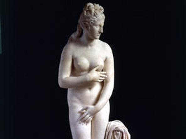 Statue of Venus at the Capitolina Museum in Rome. Credit: Museo Capitolina