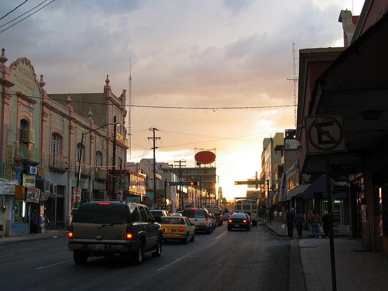 Street Scene Cuidad Juarez